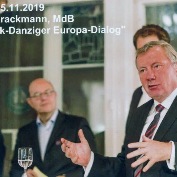 """1. Lübeck-Danziger Europa-Dialog"""